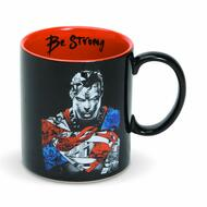 Mug Superman Be Strong Coffee Cup 16oz 6006508