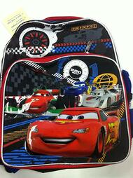 "Small Backpack Cars Race on the Road Black12"" 615529"