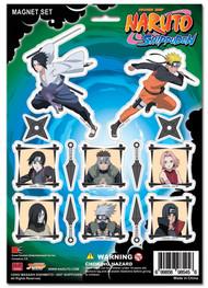 Magnet Naruto Shippuden Sheet Cutout Characters ge8545
