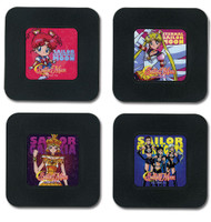 Coasters Sailor Moon Set 1 ge76601