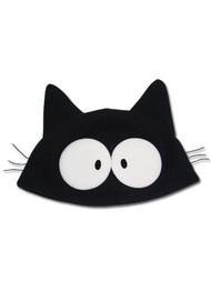 Beanie Cap FLCL Takkun Black Cat Fleece ge2393