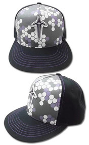 Baseball Cap Accel World Nega Nebulous Icon Apparel ge32143