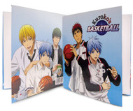 Binder Kuroko's Basketball Group ge13092