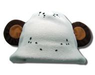 Beanie Cap One Piece Bartholomew White ge2396
