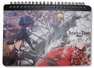 Notebook Attack on Titan Attack ge43166