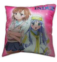 Pillow Certain Magical Index Mikoto & Index Cushion ge45047