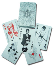Book of Circus New Licensed ge51593 Playing Card Black Butler