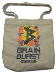 Tote Bag Accel World Brain Burst Icon ge11514