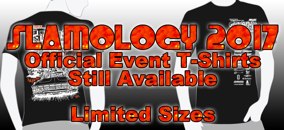 Slamology T-shirt