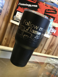 Slamology 2017 Limited Edition Tumbler