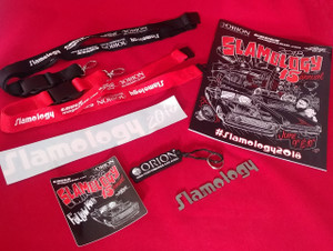 Slamology 2018 Fan Packet