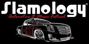 Slamology Truck Banner