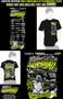 Slamology 2019 T Shirt Design Front and Back