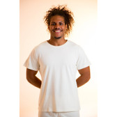 Soft, comfortable 100% undyed certified cotton