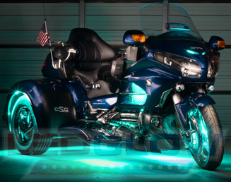 Trike LED Lighting Kits