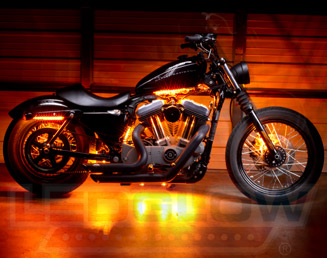Motorcycle Led Lights By Ledglow Lighting