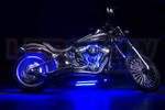 Blue Motorcycle LED Accent Lights