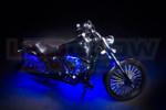 LEDGlow Blue Motorcycle LED Lighting Kit