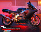 Red Motorcycle LED Accent Lights