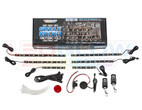 Advanced Pink SMD LED Motorcycle Light Kit Unboxed