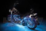 Ice Blue Motorcycle LED Lights