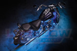 Ice Blue Motorcycle LED Accent Lights