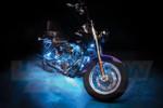 Ice Blue LED Motorcycle Lighting Kit