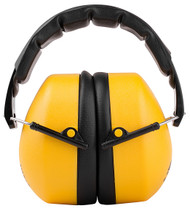 TR Industrial Foldable Ear Muff with Soft Headband, ANSI S12.42/S3.19