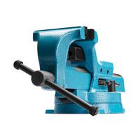 Capri Tools Ultimate Grip Forge Steel Bench Vise, 4 inch
