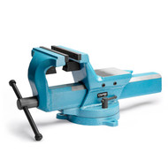 Capri Tools Ultimate Grip Forge Steel Bench Vise, 7 inch