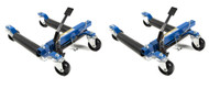 Capri Tools 21085 Hydraulic Car Positioning 12 inch Tire Jack/Dolly, 2-Pack