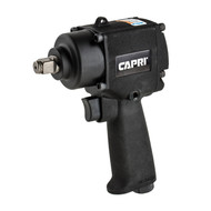 Capri Tools 32004 Compact Stubby Air Impact Wrench, 11000 RPM, 1/2 Inch Drive