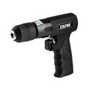 Capri Tools 32071 Reversible Superlight Air Drill, Jacob Keyless Chuck, 3/8 inch