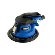 Capri Tools 32074 Random Orbital Palm Sander, Non-Vacuum, 6 inch