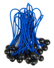 Capri Tools Bungee Ball Cord Set, 9 inch, Latex, (100 Pieces)