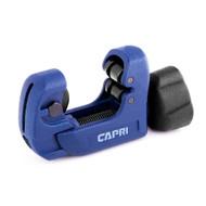Capri Tools Close Quarters Mini Tubing Cutter, 1/8 - 1 1/8 in outer diameter