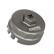 Capri Tools Forged Toyota Oil Filter Wrench, for Toyota/Lexus with 1.8L 4-Cylinder Engine