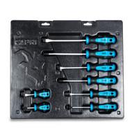Capri Tools Kontour Screwdriver Set, 8-Piece