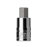 Capri Tools 9/16-Inch Hex Bit Socket, 1/2-Inch Drive, SAE