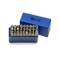 Capri Tools Professional 3/16 in. Letter Stamp Set, 27-Piece