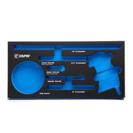 Capri Tools Mechanic's Tray for Capri Tools Windstorm EX High Performance Air Blow Gun and Accessories