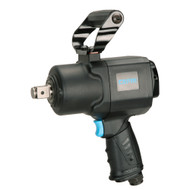 Capri Tools 1 in. Twin Power Drive Air Impact Wrench, 2000 ft. lbs.