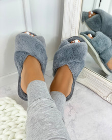 Teddy Soft Crossover Sleepers in Grey