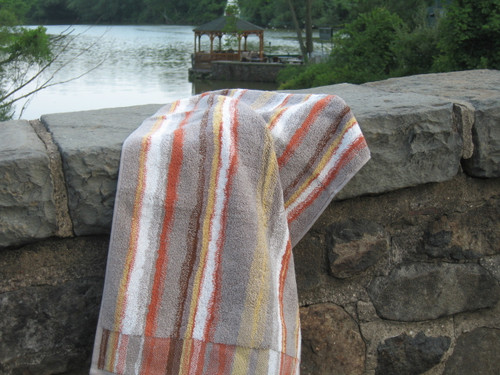 Stripe Flash Towel