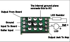 Pleasant Pc Wiring Board For 3Pdt Switch Small Bear Electronics Wiring 101 Orsalhahutechinfo