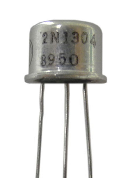 2N1306 vintage Germanium NPN Transistor NOS
