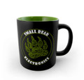 Small Bear Circuit Paw Mug 11 oz.