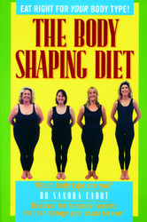 Body Shaping Diet Book by Dr Sandra Cabot