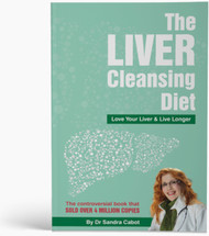 Liver Cleansing Diet Book by Dr Sandra Cabot