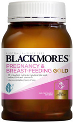 Pregnancy and Breast-Feeding Gold Capsules 180 Blackmores